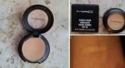 Produktbild zu M·A·C Studio Finish Concealer SPF 35 – Farbe: NC30