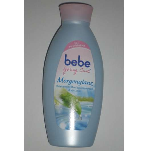 bebe Young Care Morgenglanz Belebender Bambuswasserduft Body Lotion