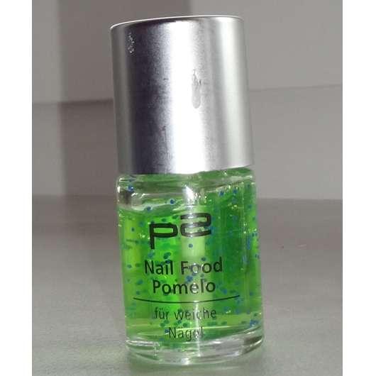 p2 Nail Food Pomelo (für weiche Nägel)