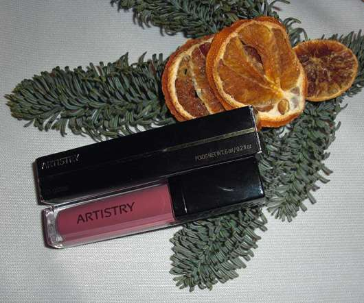 ARTISTRY Lip Gloss, Farbe: Pink Suede