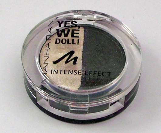 Manhattan Intense Effect Eyeshadow, Farbe: 01 Polka Puppet (Yes we Doll LE)