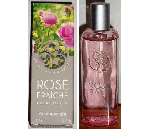 Yves Rocher Rose Fraîche Eau de Toilette