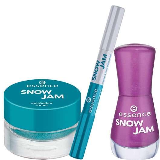 "essence trend edition ""snow jam"""