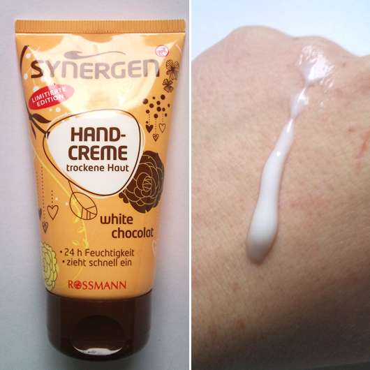 Synergen Handcreme White Chocolat (LE)