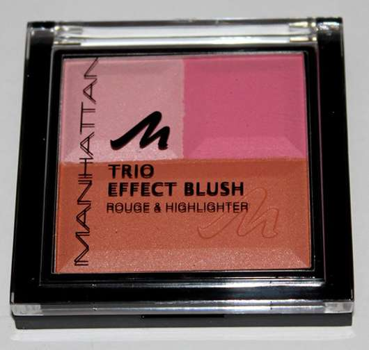 Manhattan Trio Effect Blush, Farbe: 355 Pink Cupcake