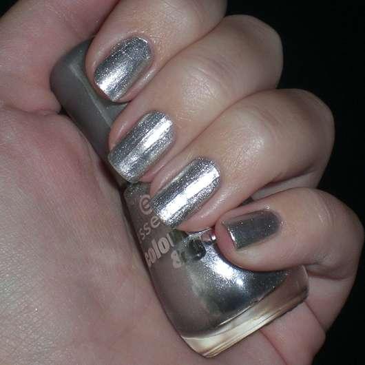 essence colour & go nail polish, Farbe: 141 icy princess