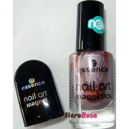 essence nail art magnetics nail polish, Farbe: 03 magic wand