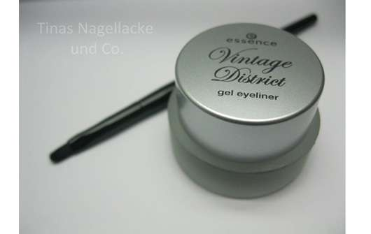 essence vintage district gel eyeliner set, Farbe: 02 get arty (LE)