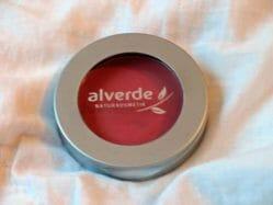 Produktbild zu alverde Naturkosmetik Cream To Powder Rouge – Farbe: 20 Winter Rose (LE)