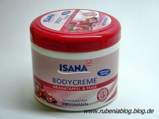 Isana Bodycreme Granatapfel & Feige (LE)