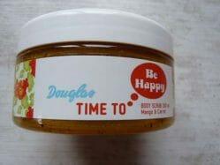 Produktbild zu Douglas Time To… Be Happy Body Scrub Mango & Carrot