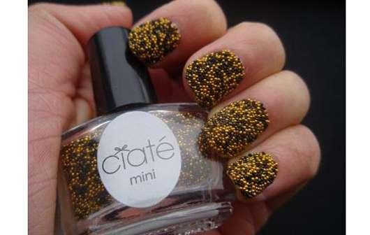 <strong>ciaté</strong> Caviar Pearls Mini - Farbe: Bumble Bee