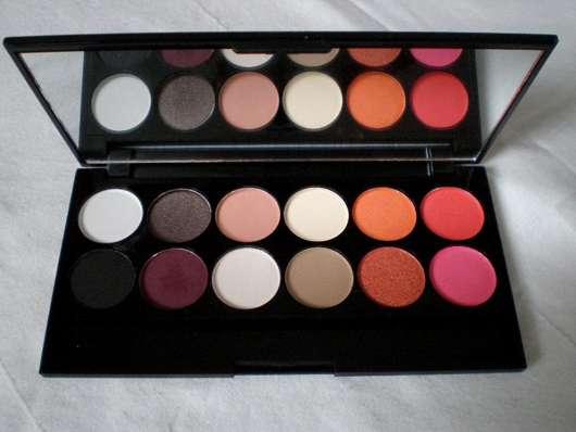 Sleek MakeUP I Divine Respect Lidschatten Palette (PPQ Shangri-La Collection)