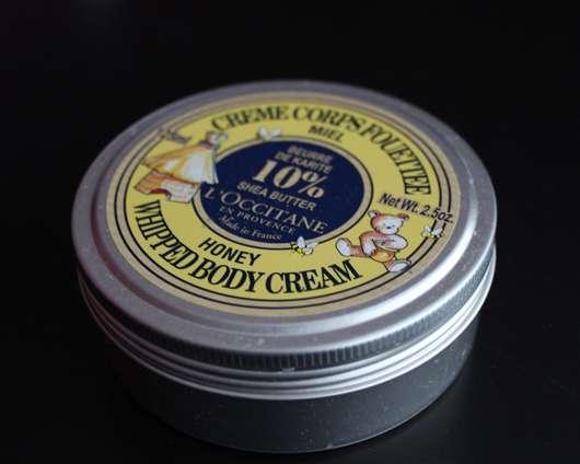 L'Occitane Karité-Honig Luftige Körpercreme