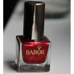Produktbild zu BABOR Ultra Performance Nail Colour – Farbe: 23 dramatic red