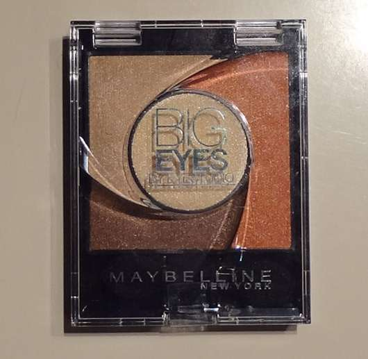 Maybelline New York Big Eyes By Eyestudio, Farbe: Luminous Brown