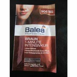 Produktbild zu Balea Professional Braun 1-Minute Intensivkur