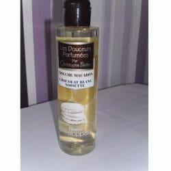 Produktbild zu Les Douceurs Parfumées Par Christophe Felder Douche Macaron Chocolat Blanc Noisette