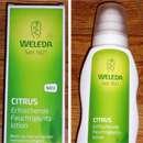 Weleda Citrus Erfrischende Feuchtigkeitslotion (normale Haut)