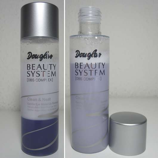 Douglas Beauty System Clean & Neat Gentle Eye Make-Up Remover