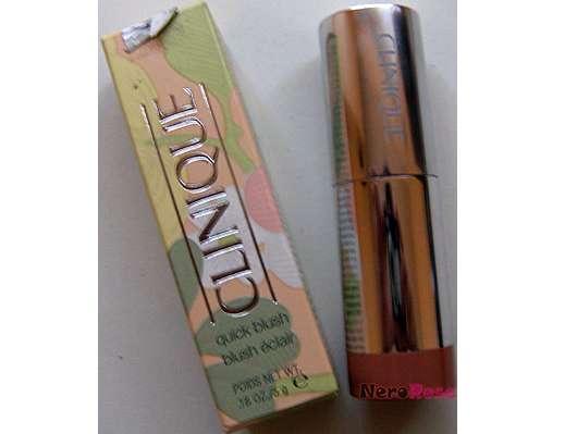 Clinique Quick Blush, Farbe: 01 Hurry Honey