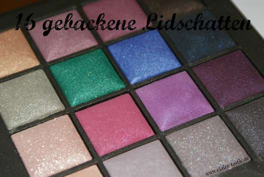 KIKO Color Fever Must Have Eyeshadow Palette (Dashing Holidays LE)