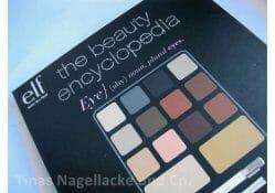 Produktbild zu e.l.f. Cosmetics the beauty encycolopedia (Beauty Lexikon)