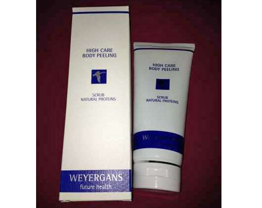 WEYERGANS High Care Body Peeling