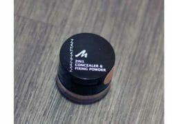 Produktbild zu MANHATTAN 2in1 Concealer & Fixing Powder – Farbe: 32 warm honey