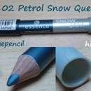 essence snow jam jumbo duo eyepencil, Farbe: 02 petrol snow queen (LE)