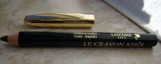 Lancôme Le Crayon Khôl, Farbe: Noir