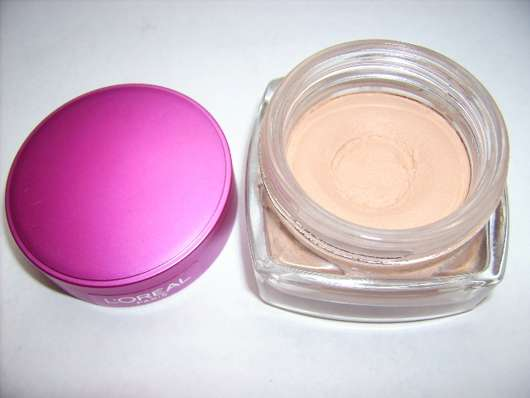L'Oréal Paris Mat' Morphose Luftig-leichtes Soufflé Make-up, Nuance: 110 Rosy Ivory