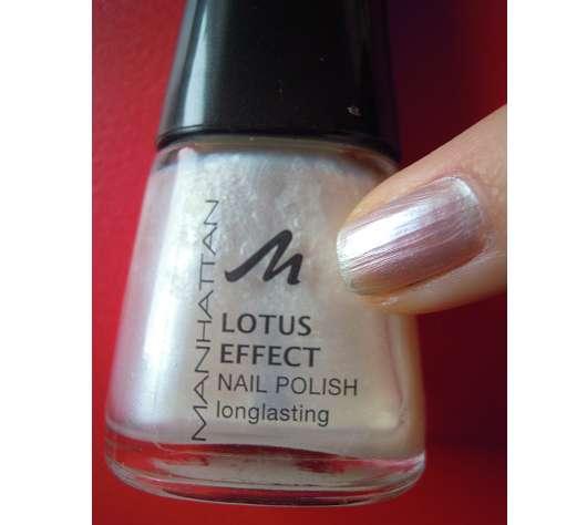Manhattan Lotus Effect Nail Polish, Farbe: 11N