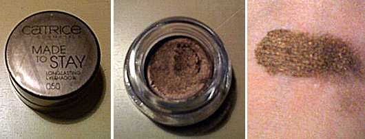 Catrice Made To Stay Longlasting Eyeshadow, Farbe: 050 Metall Of Honor