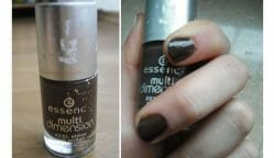 Produktbild zu essence multi dimension XXXL shine nail polish – Farbe: 39 spicy