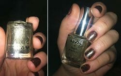 Produktbild zu NYX Girls Nail Polish – Farbe: 132 Mushroom Glitter