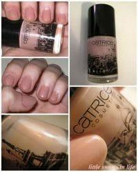 Produktbild zu Catrice Ultimate Nail Lacquer – Farbe: C01 Paris (Big City Life LE)
