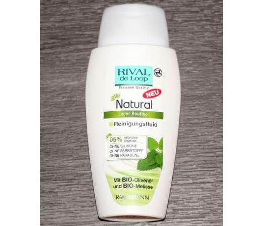 Rival de Loop Natural Reinigungsfluid (jeder Hauttyp)