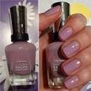 Sally Hansen Complete Salon Manicure, Farbe: 406 Purple Heart