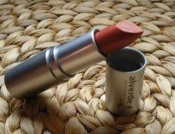 Produktbild zu alverde Naturkosmetik Color & Care Lippenstift – Farbe: 58 Starlight Coral
