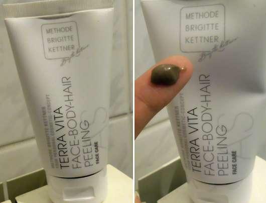 Methode Brigitte Kettner Terra Vita Mineralerde Peeling