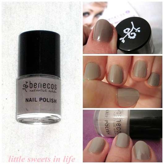 <strong>benecos</strong> Nail Polish - Farbe: urban grey