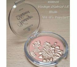 Produktbild zu essence vintage district blush (LE)