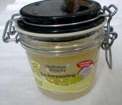Produktbild zu Wellness & Beauty Zuckerpeeling Kokos & Limone (LE)