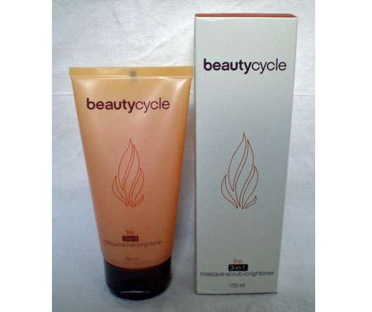 <strong>beautycycle fire</strong> 3-in-1 Maske-Peeling-Aufheller