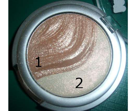 essence 3D eyeshadow, Farbe: 08 irresistible vanilla latte