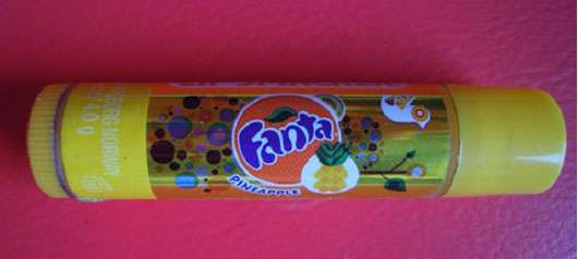 Lip Smacker Fanta Pineapple