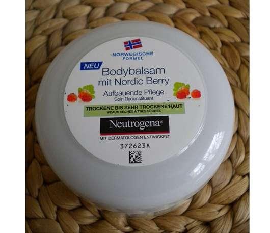 Neutrogena Norwegische Formel Bodybalsam mit Nordic Berry