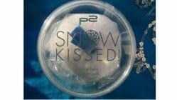 Produktbild zu p2 cosmetics snow kissed! crystal flake powder puff (LE)
