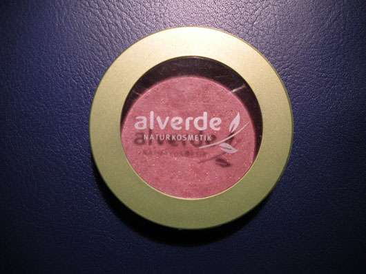 alverde Puderrouge, Farbe: 05 Pastell Rosé